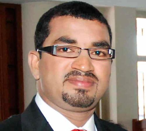 Portrait von Dozent Joby Antoney, MA