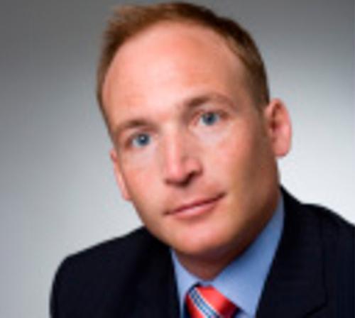 Portrait von Dozent Dr. Martin Hartberger