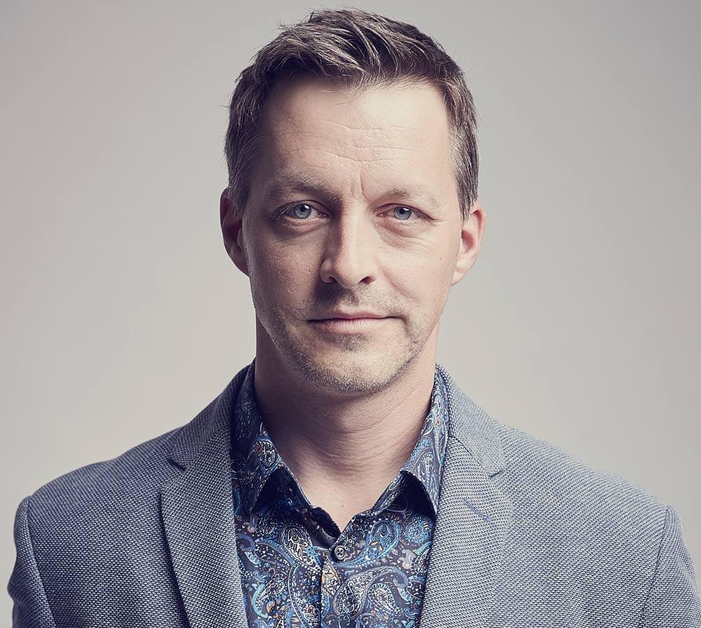 Portrait von Dozent Mag. Matthias Soucek, MBA